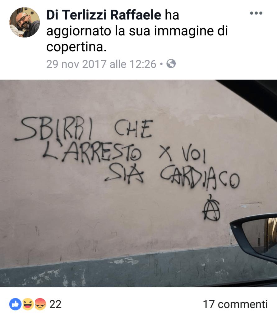 Raffaele Di Terlizzi - Copertina Facebook