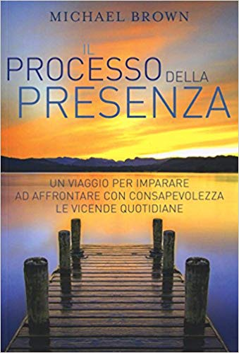 """Copertina del libro """"Il Processo della Presena"""" di Michael Brown."""