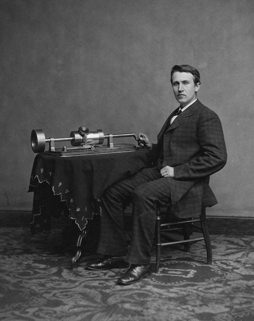 Thomas Edison - storie di fallimenti che ti ispireranno