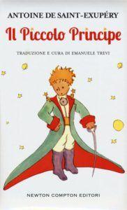 Copertina del libro: il piccolo principe