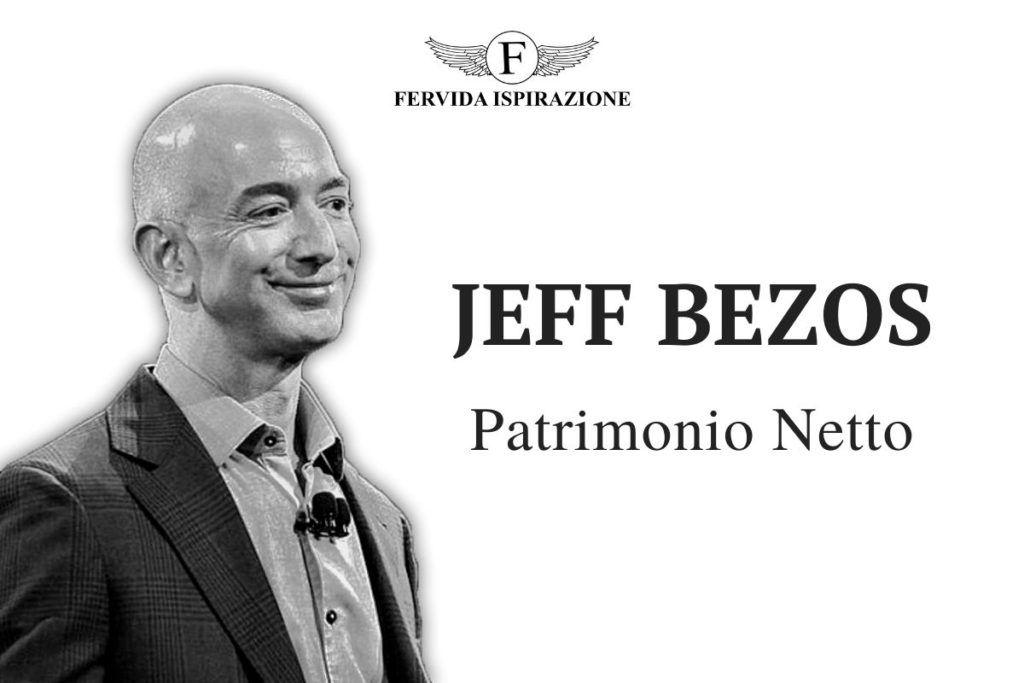 Jeff Bezos Patrimonio Netto (Copertina dell'Articolo9
