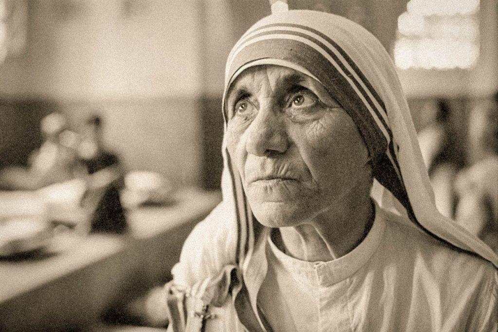 Primopiano di Madre Teresa di Calcutta