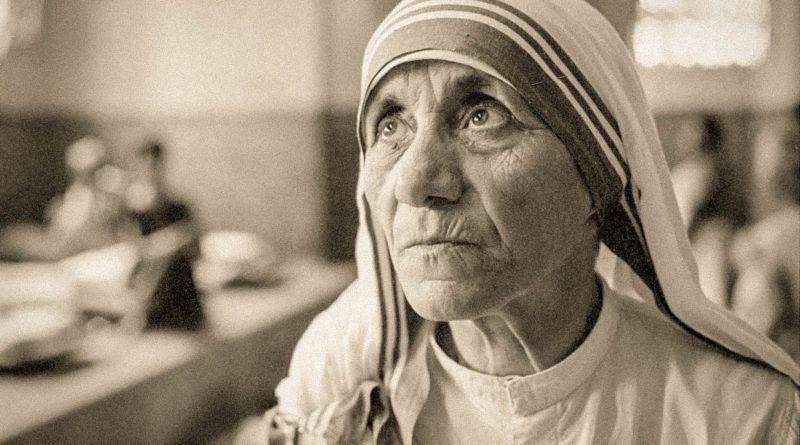 Primo Piano di Madre Teresa di Calcutta