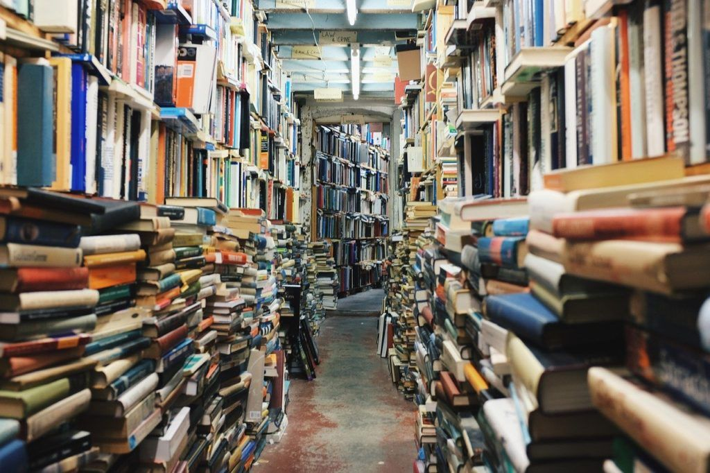 una collezzione di tanti libri, tra i quali ci sono anche i migliori libri di sempre (o forse no?)