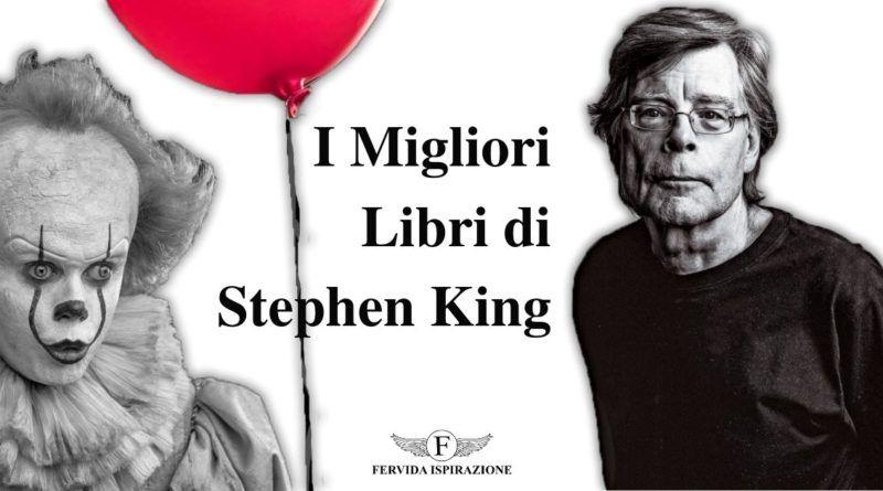I migliori libri di Stephen King - Copertina dell'Articolo