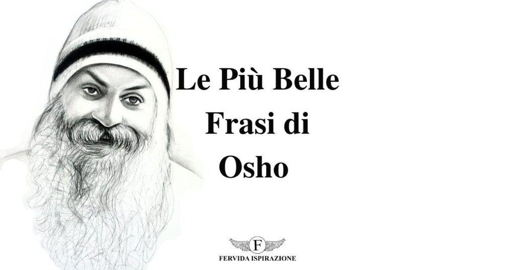 Le più belle frasi di Osho Rajneesh (Copertina)