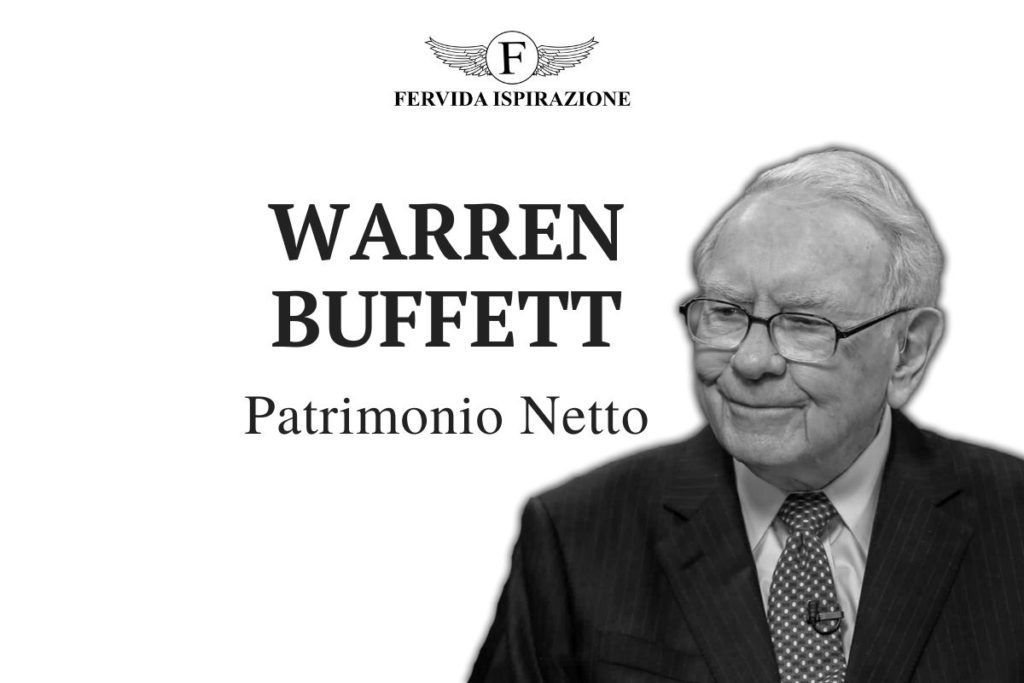 Warren Buffett Patrimonio Netto