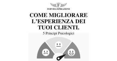 Come migliorare esperienza cliente clienti principi psicologici - copertina articolo