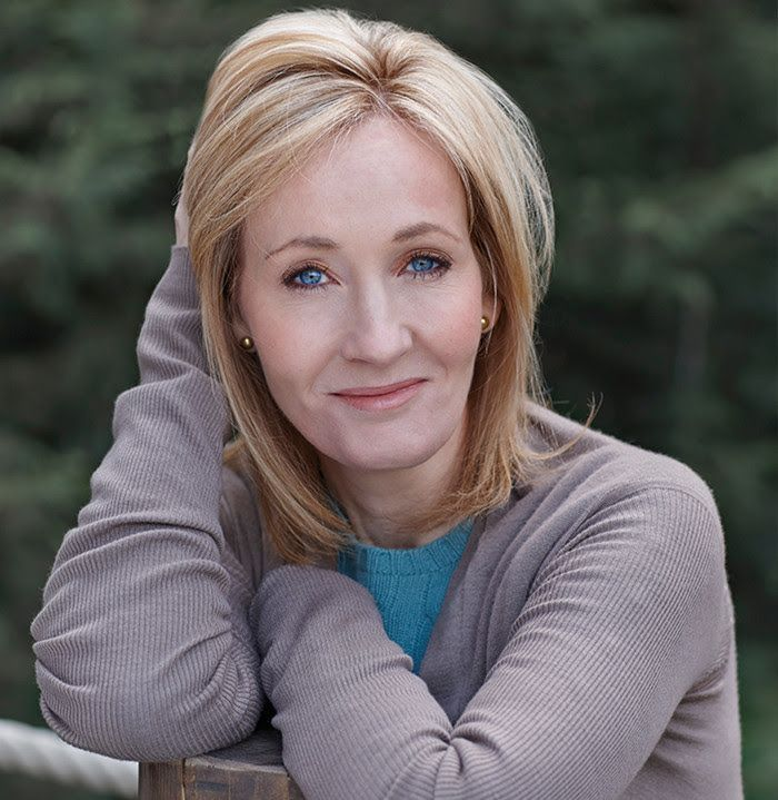 J K Rowling - Scrittrice famosa Che Hanno Avuto Successo Tardi Nella Vita