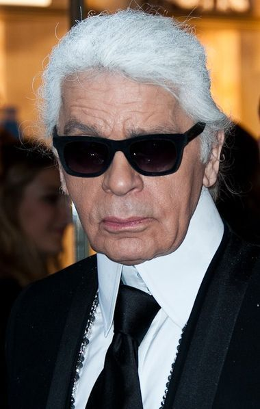 Karl Lagerfeld - Persone Famose Che Hanno Avuto Successo Tardi Nella Vita