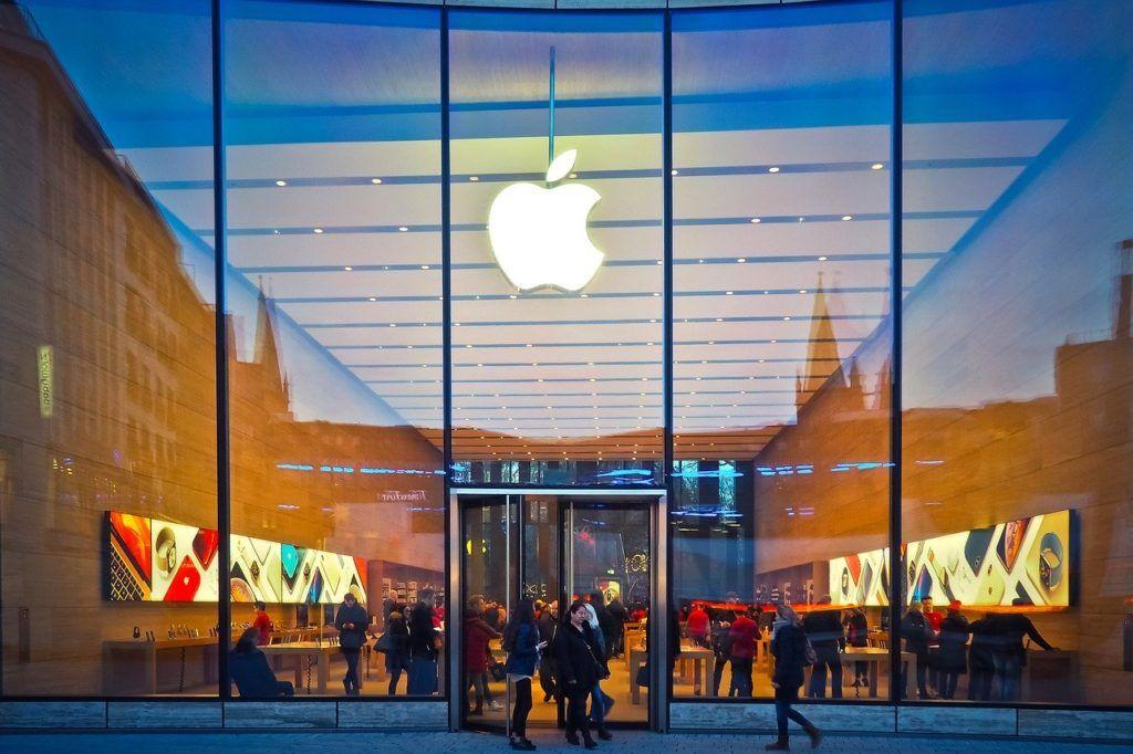 apple store - la apple è famosa per la sua esperienza cliente