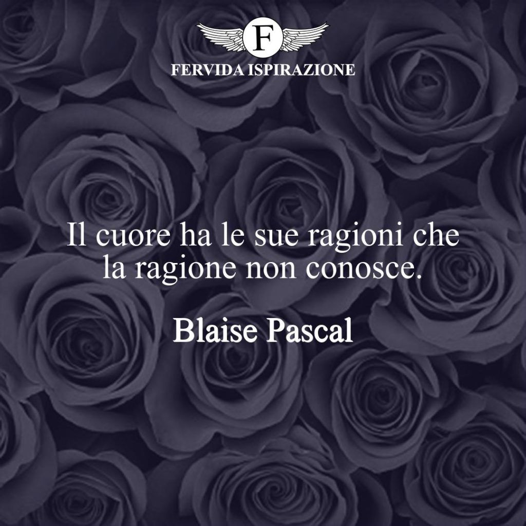 Frasi cuore amore