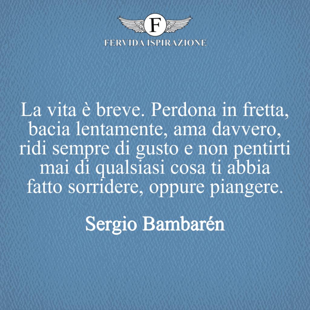 Frase che ti risolleverà il morale e ti darà motivazione di Sergio Bambaren
