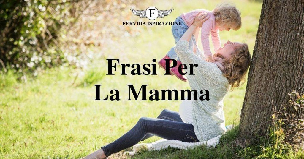 Frasi Per La Mamma - Copertina Articolo