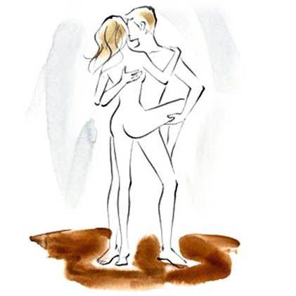 Posizione Sessuale In Piedi