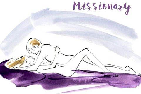 Posizioni Sessuali e Psicologia - Missionario