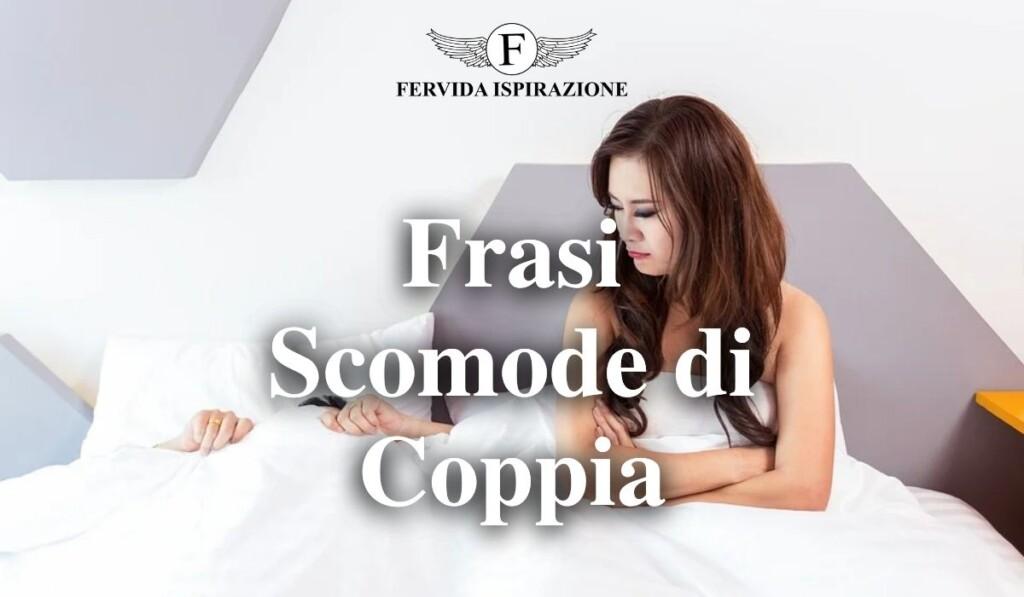 Frasi Scomode di Coppia - Copertina Articolo - Fervida Ispirazione