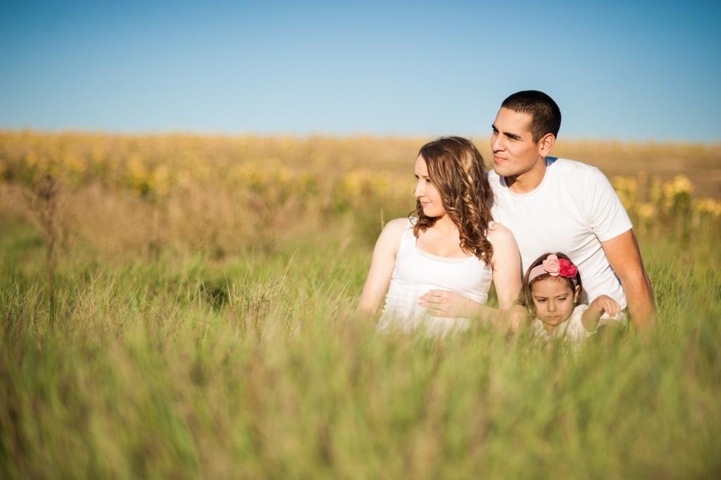 famiglia padre marito figlia amore