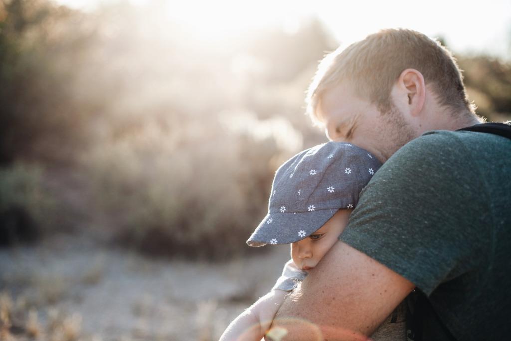 Frasi per il papà padre figlio amore